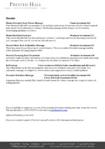 Treatment Page 2