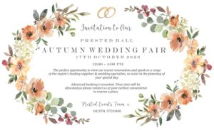 Wedding Fair Invite